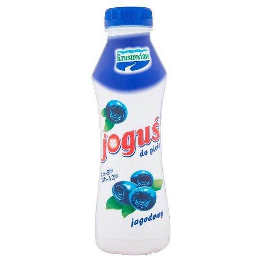 Krasnystaw Joguś Jogurt do picia jagodowy