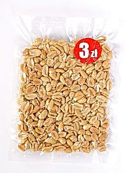 Orzeszki ziemne solone 120 g VAC