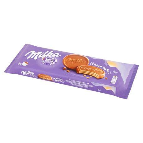 Milka - Choco Wafer wafelki z kremem kakaowym