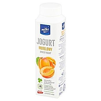 Milko Jogurt morelowy
