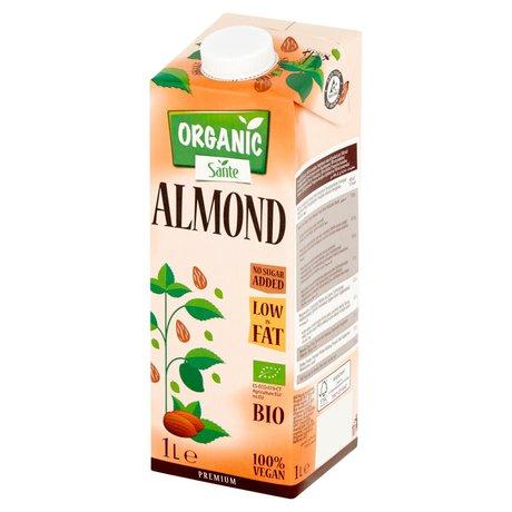 Sante - Organic 100% Vegan napój migdałowy