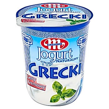 Mlekovita Jogurt naturalny typ grecki