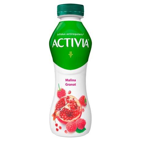 Danone - Activia Jogurt o smaku malina-granat