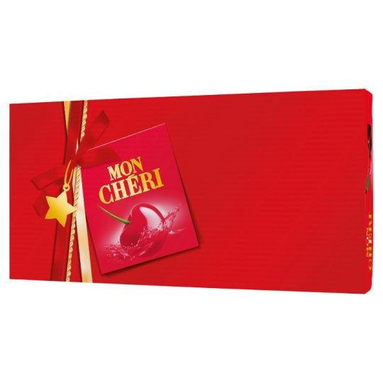 Mon Chéri Praliny z czekolady z całą czereśnią w likierze