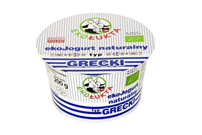 Jogurt Naturalny Typ Grecki Eko 200g pomniejszony