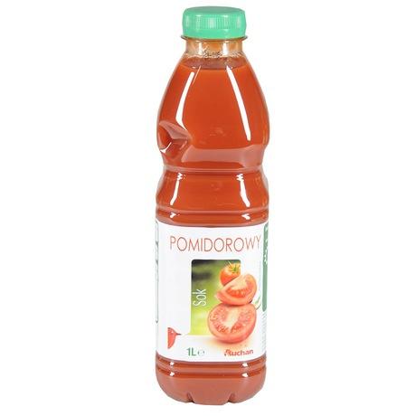 Auchan - Sok pomidorowy 100%