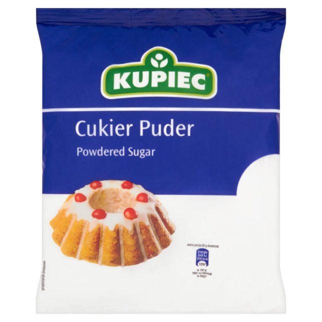 Kupiec - Cukier puder