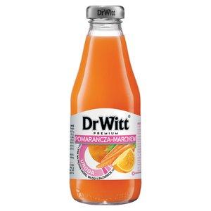 Drwitt Premium Uroda Napój Pomarańcza-Marchew