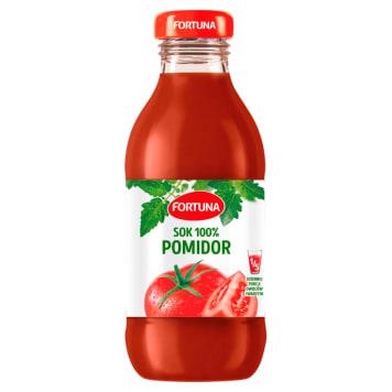 FORTUNA Sok pomidorowy ze świeżych pomidorów 100%