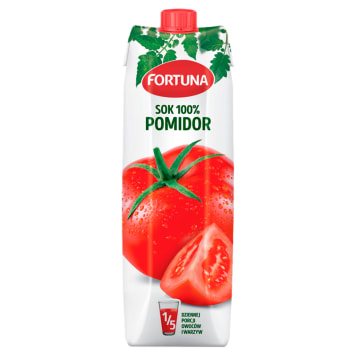 FORTUNA Sok pomidorowy 100%
