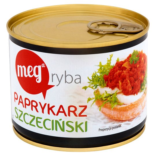 Mega Ryba Paprykarz szczeciński
