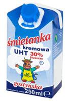 SM Gostyń Śmietanka gostyńska kremowa 30%