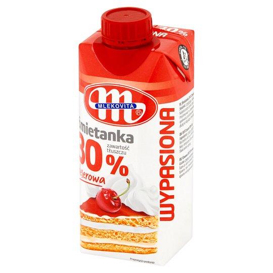 Mlekovita Wypasiona Śmietanka deserowa 30%
