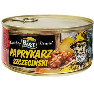 Kier Paprykarz Szczeciński
