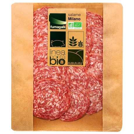 Fumagilli - Salame Milano salami Bio