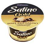 Bakoma Satino Gold Deser śmietankowy z sosem o smaku czekoladowym