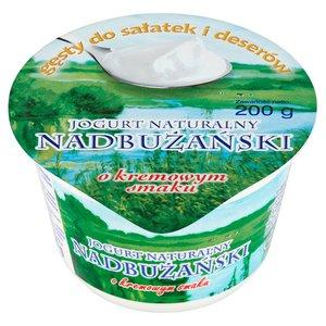 Nadbużański Jogurt Naturalny