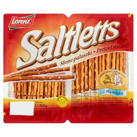 Saltletts - Paluszki Lorenz słone