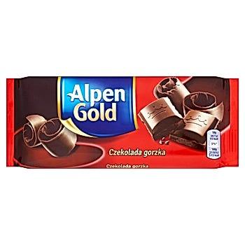 Alpen Gold Czekolada gorzka
