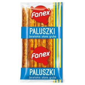 Fanex Paluszki Żerańskie Słone Grube