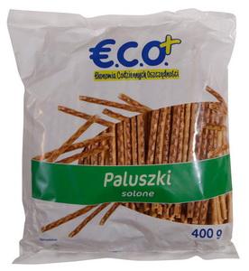 Eco+ Paluszki Słone