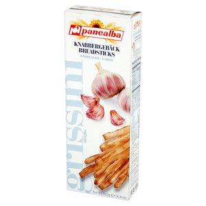Panealba Grissini Paluszki Chlebowe Z Czosnkiem