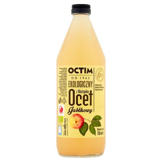 Octim Ekologiczny ocet jabłkowy 6%