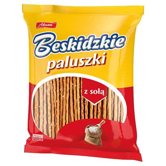 Aksam Beskidzkie Paluszki z solą