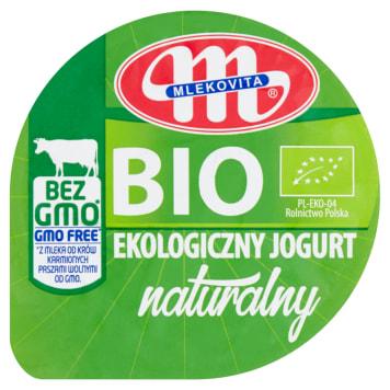 MLEKOVITA Jogurt naturalny BIO