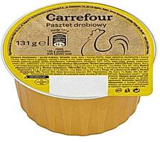 Carrefour Pasztet drobiowy
