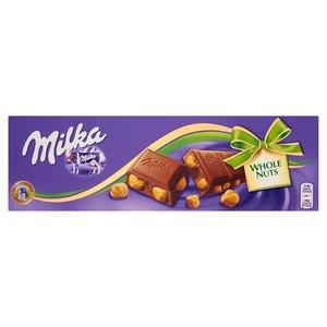 Milka Czekolada Whole Nuts