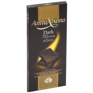 Antiuxixona Czekolada Gorzka 72% Kakao