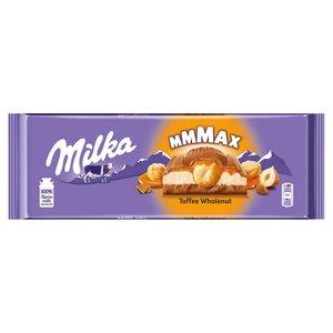 Milka Mmmax Czekolada Toffee Wholenut