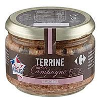 Carrefour Francuski pasztet wieprzowy