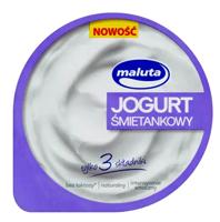 MALUTA Jogurt śmietankowy bez laktozy
