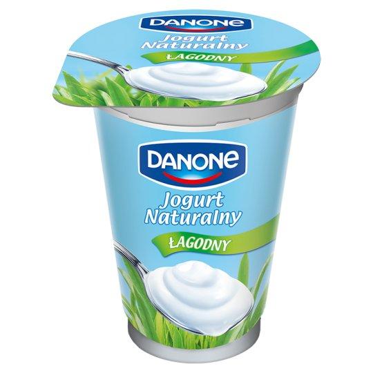 Danone Jogurt naturalny łagodny