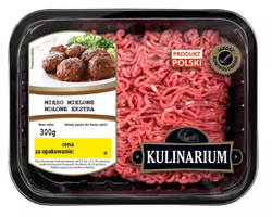 Kulinarium - Mięso mielone wołowe extra