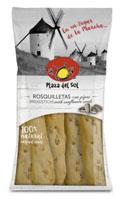 PLAZA DEL SOL Paluszki chlebowe z ziarnami słonecznika