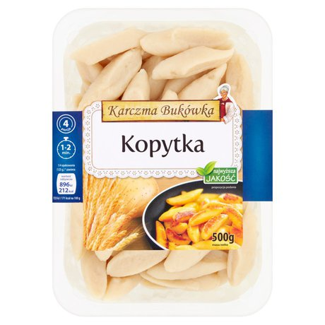 Karczma Bukówka - Kopytka