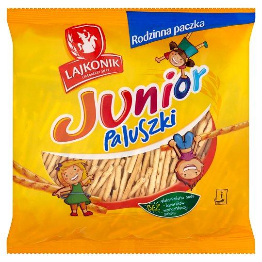 Lajkonik Junior Paluszki o smaku waniliowym