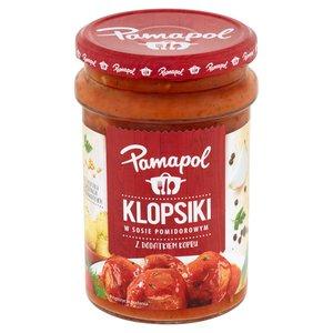 Pamapol Klopsiki W Sosie Pomidorowym Z Dodatkiem Kopru