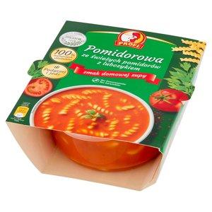 Profi Pomidorowa Ze Świeżych Pomidorów Z Lubczykiem