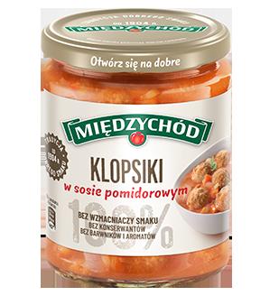 Międzychód, Klopsiki w sosie pomidorowym