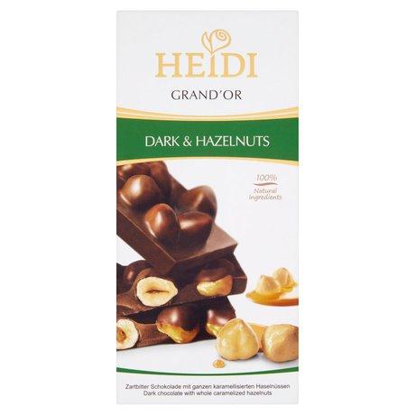Heidi - Czekolada Ciemna z orzechami laskowymi