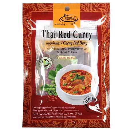 Aromax - Mieszanka przypraw do czerwonego curry