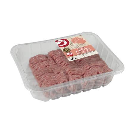 Auchan - Mięso z indyka na kotlety