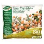 Ardo - mieszanka warzywna do zupy Bio produkt głęboko mrożony