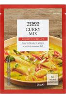 Tesco Mieszanka przyprawowa curry