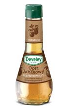 Develey, Premium Ocet Jabłkowy Niefiltrowany i Niepasteryzowany