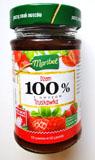Maribel Dżem 100% z owoców truskawka (Lidl)